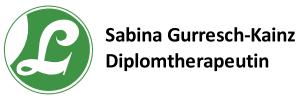 Sabina Gurresch-Kainz, Diplomtherapeutin